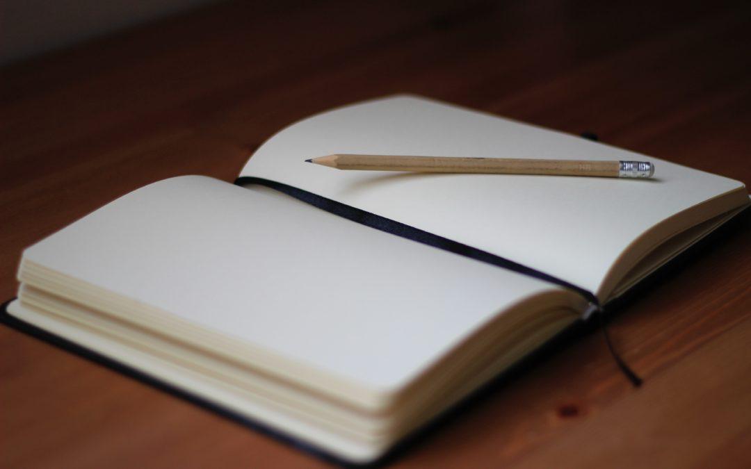 Ecrivons nos projets pour cette année